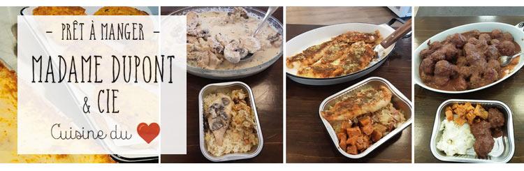 repas cuisinés pret à emporter avec et sans gluten à sherbrooke