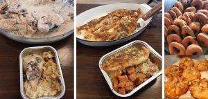 Repas sans Gluten Madame Dupont et Cie