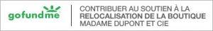 GoFUNDME Madame Dupont